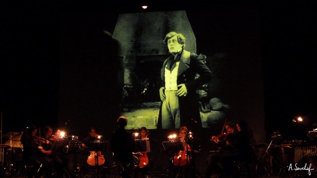 """La bande-annonce du ciné-concert """"Nosferatu, Une Symphonie de l'Horreur"""""""
